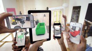 AR in furniture