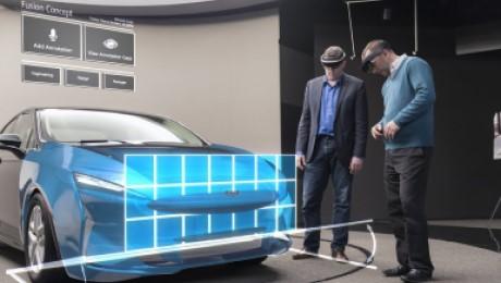 AR Automotive industry Melbourne