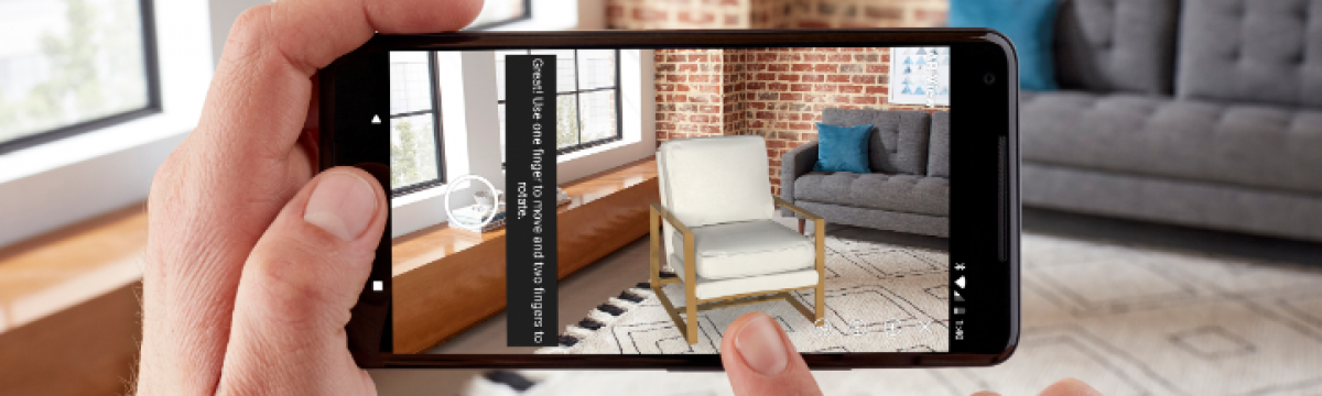 AR View for Furniture