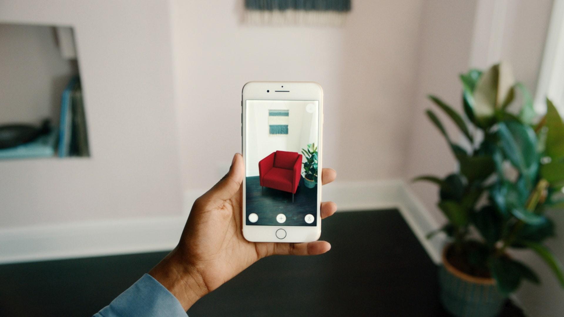 AR furniture apps
