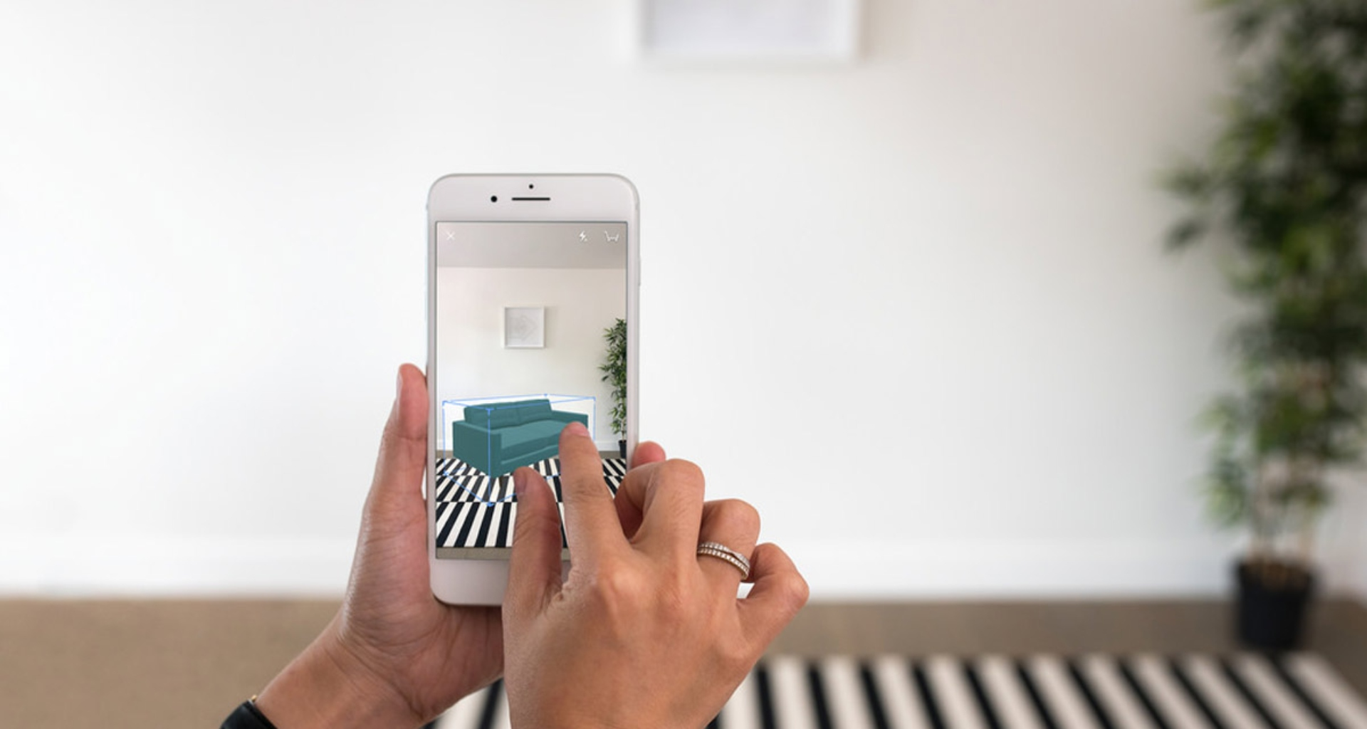 AR in furniture industry
