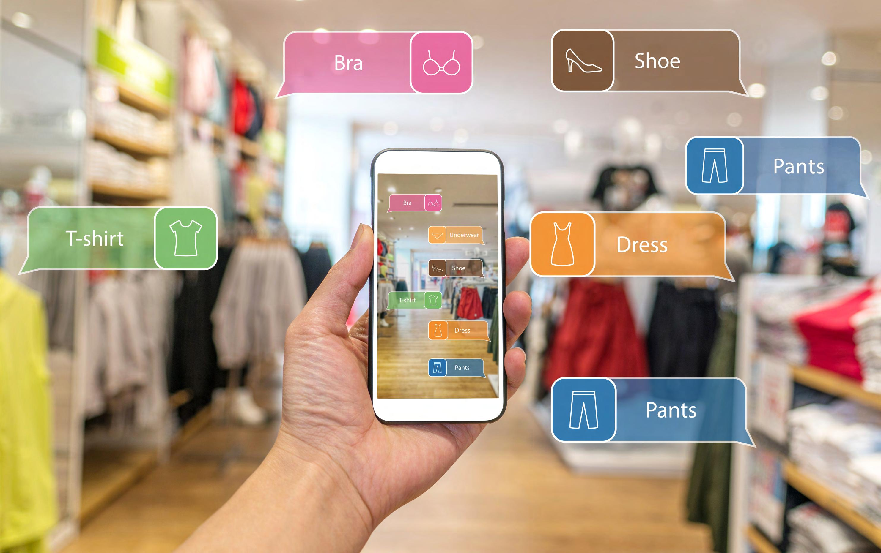 Augmented Reality Retail Apps That You Should Explore Right Now